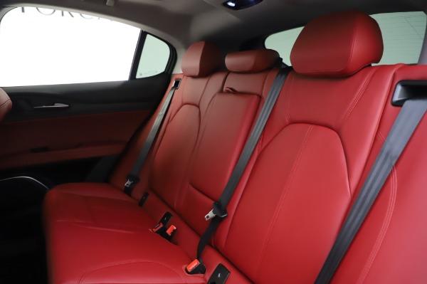 New 2020 Alfa Romeo Stelvio Ti Q4 for sale Sold at Alfa Romeo of Greenwich in Greenwich CT 06830 19