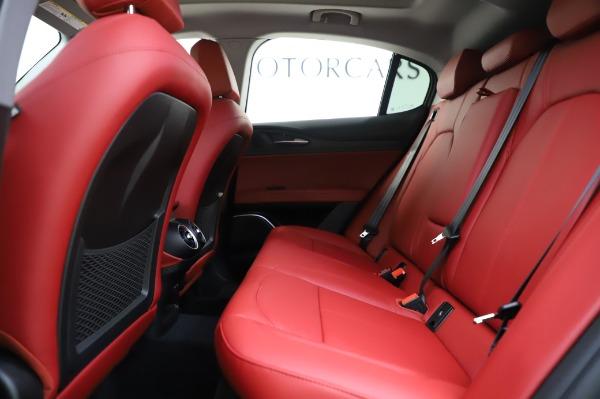 New 2020 Alfa Romeo Stelvio Ti Q4 for sale Sold at Alfa Romeo of Greenwich in Greenwich CT 06830 20