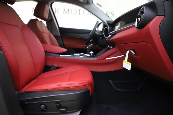 New 2020 Alfa Romeo Stelvio Ti Q4 for sale Sold at Alfa Romeo of Greenwich in Greenwich CT 06830 24