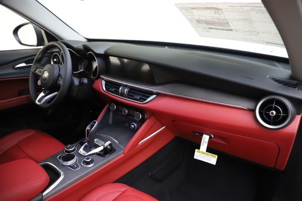 New 2020 Alfa Romeo Stelvio Ti Q4 for sale Sold at Alfa Romeo of Greenwich in Greenwich CT 06830 25