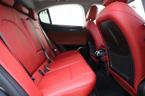 New 2020 Alfa Romeo Stelvio Ti Q4 for sale Sold at Alfa Romeo of Greenwich in Greenwich CT 06830 28