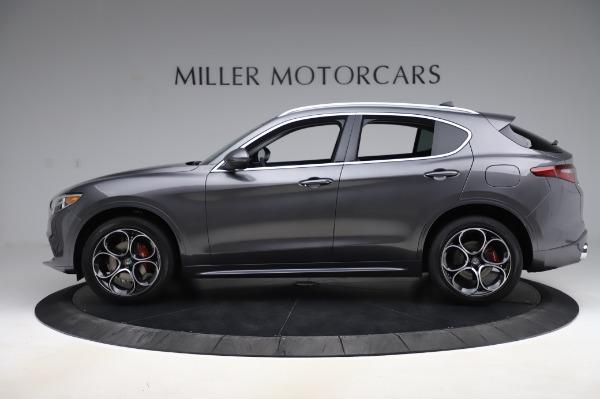 New 2020 Alfa Romeo Stelvio Ti Q4 for sale Sold at Alfa Romeo of Greenwich in Greenwich CT 06830 4