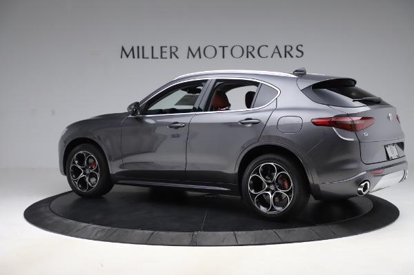 New 2020 Alfa Romeo Stelvio Ti Q4 for sale Sold at Alfa Romeo of Greenwich in Greenwich CT 06830 5