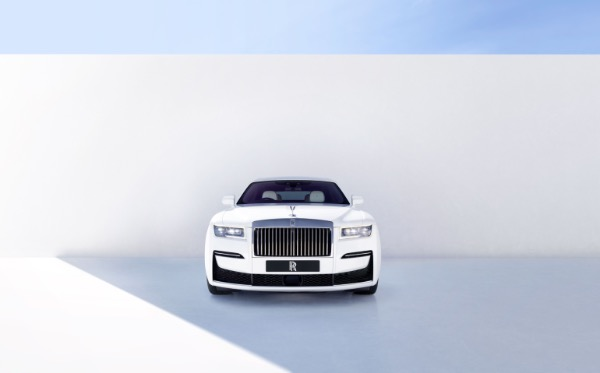 New 2021 Rolls-Royce Ghost for sale Sold at Alfa Romeo of Greenwich in Greenwich CT 06830 2
