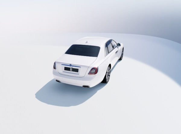 New 2021 Rolls-Royce Ghost for sale Sold at Alfa Romeo of Greenwich in Greenwich CT 06830 4