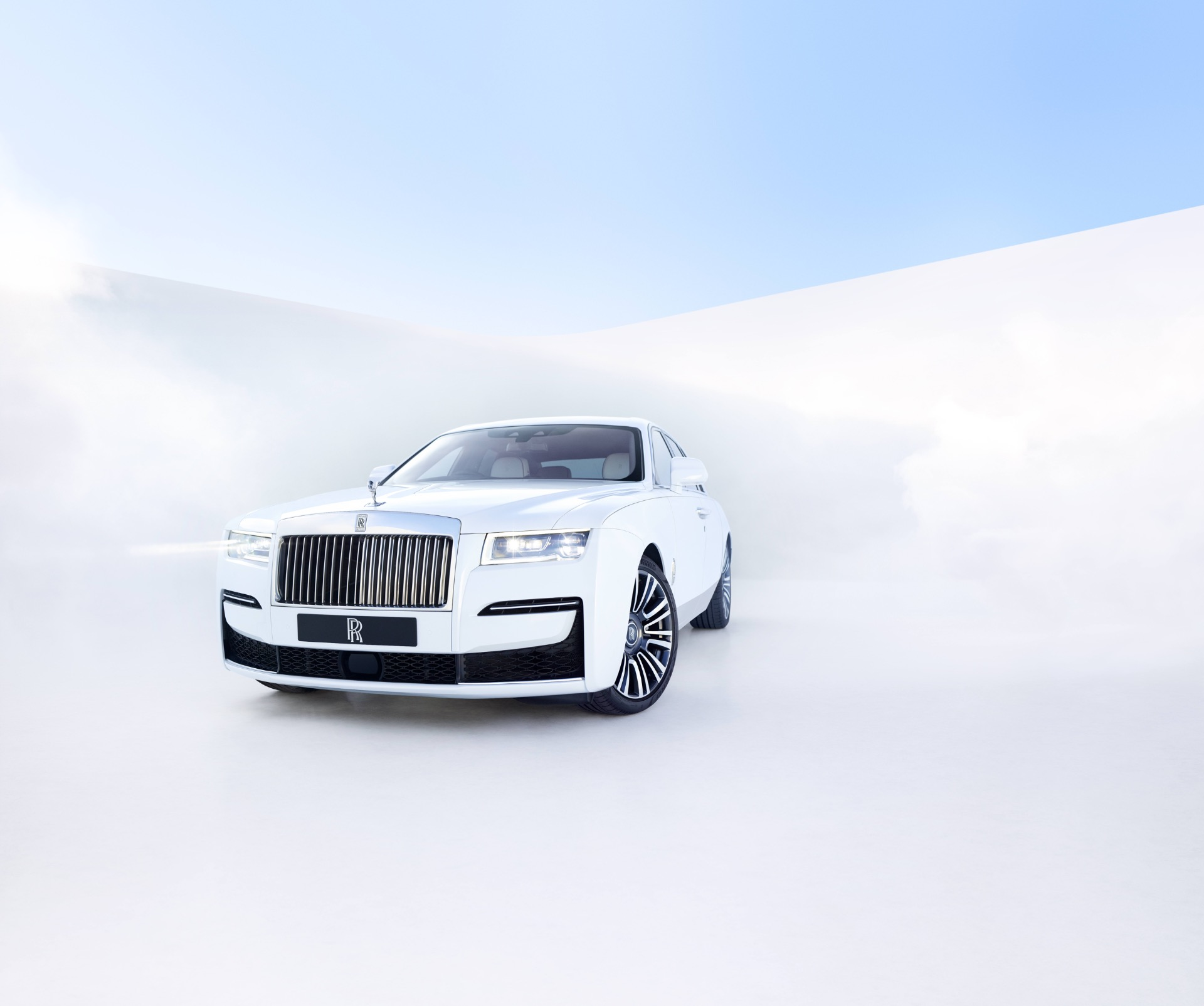 New 2021 Rolls-Royce Ghost for sale Call for price at Alfa Romeo of Greenwich in Greenwich CT 06830 1