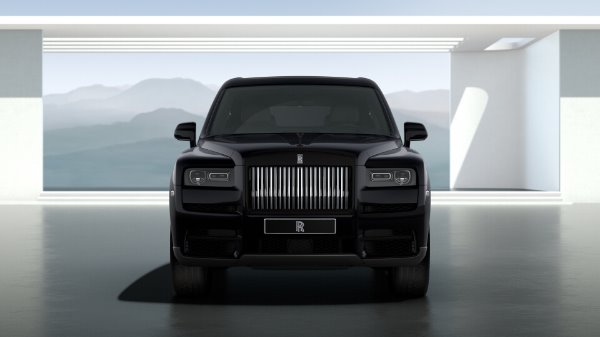 New 2021 Rolls-Royce Cullinan Black Badge for sale $439,700 at Alfa Romeo of Greenwich in Greenwich CT 06830 2