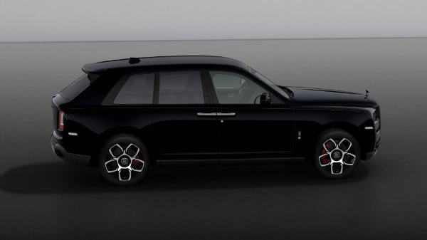 New 2021 Rolls-Royce Cullinan Black Badge for sale $439,700 at Alfa Romeo of Greenwich in Greenwich CT 06830 5