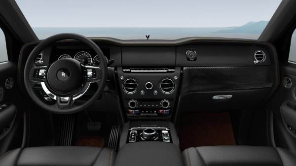 New 2021 Rolls-Royce Cullinan Black Badge for sale $439,700 at Alfa Romeo of Greenwich in Greenwich CT 06830 9