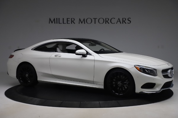 Used 2015 Mercedes-Benz S-Class S 550 4MATIC for sale Sold at Alfa Romeo of Greenwich in Greenwich CT 06830 10