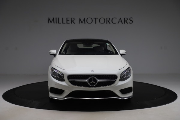 Used 2015 Mercedes-Benz S-Class S 550 4MATIC for sale Sold at Alfa Romeo of Greenwich in Greenwich CT 06830 12