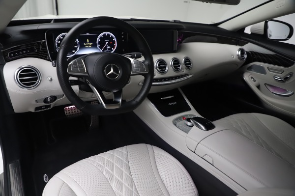 Used 2015 Mercedes-Benz S-Class S 550 4MATIC for sale Sold at Alfa Romeo of Greenwich in Greenwich CT 06830 13