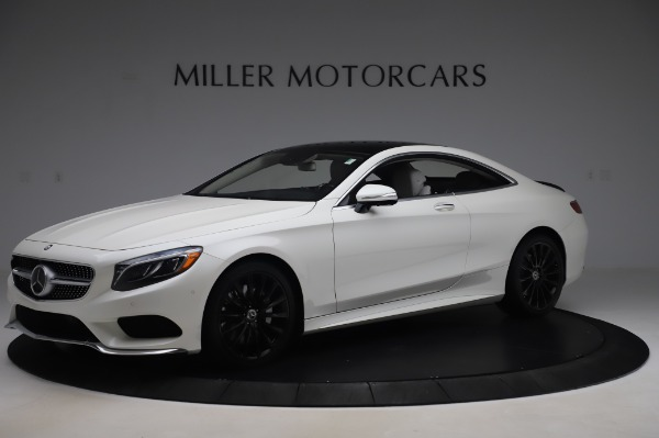 Used 2015 Mercedes-Benz S-Class S 550 4MATIC for sale Sold at Alfa Romeo of Greenwich in Greenwich CT 06830 2