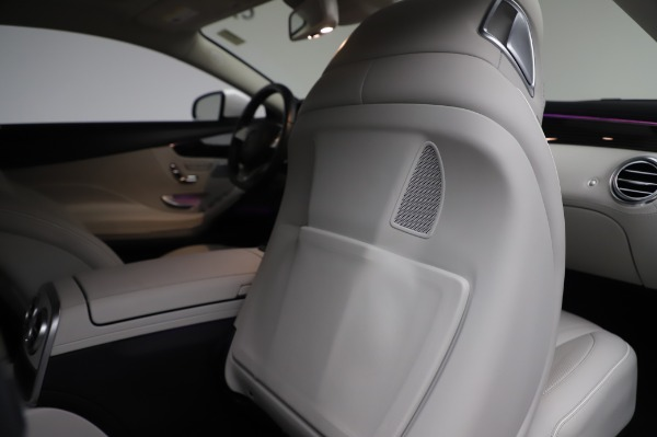 Used 2015 Mercedes-Benz S-Class S 550 4MATIC for sale Sold at Alfa Romeo of Greenwich in Greenwich CT 06830 20