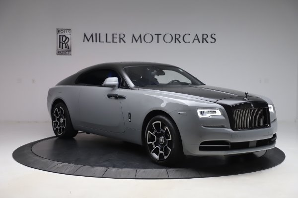 Used 2017 Rolls-Royce Wraith Black Badge for sale $269,900 at Alfa Romeo of Greenwich in Greenwich CT 06830 10