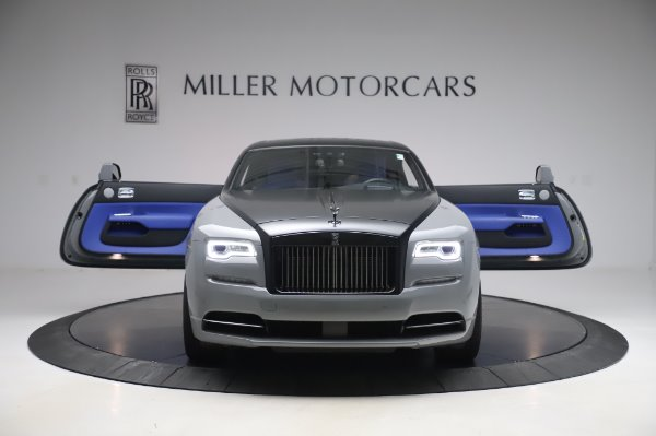 Used 2017 Rolls-Royce Wraith Black Badge for sale $269,900 at Alfa Romeo of Greenwich in Greenwich CT 06830 11