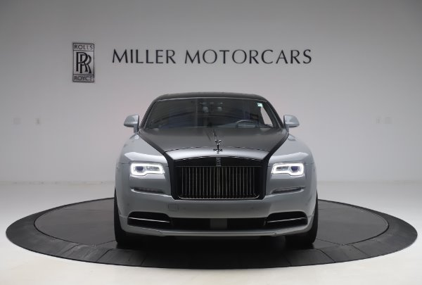 Used 2017 Rolls-Royce Wraith Black Badge for sale $269,900 at Alfa Romeo of Greenwich in Greenwich CT 06830 2