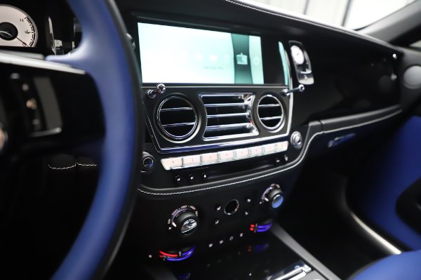 Used 2017 Rolls-Royce Wraith Black Badge for sale $269,900 at Alfa Romeo of Greenwich in Greenwich CT 06830 21