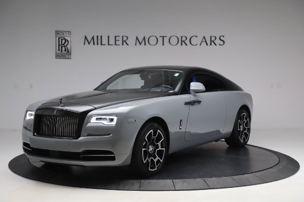 Used 2017 Rolls-Royce Wraith Black Badge for sale $269,900 at Alfa Romeo of Greenwich in Greenwich CT 06830 3