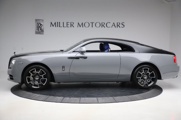 Used 2017 Rolls-Royce Wraith Black Badge for sale $269,900 at Alfa Romeo of Greenwich in Greenwich CT 06830 4