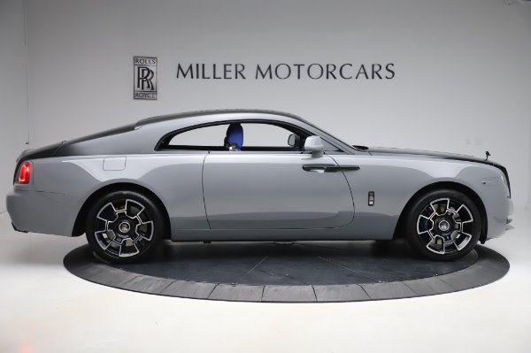 Used 2017 Rolls-Royce Wraith Black Badge for sale $269,900 at Alfa Romeo of Greenwich in Greenwich CT 06830 8