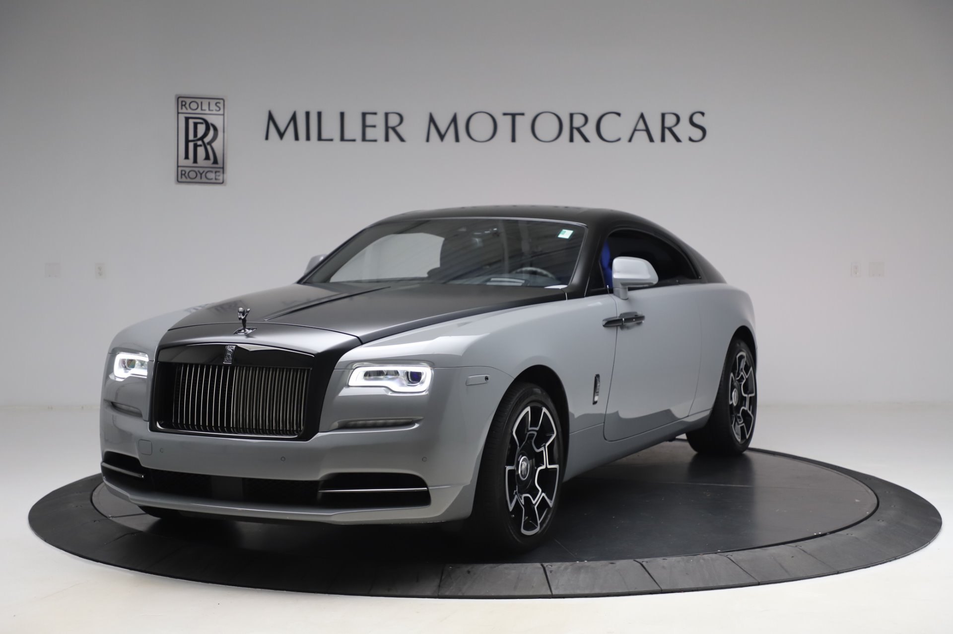 Used 2017 Rolls-Royce Wraith Black Badge for sale $269,900 at Alfa Romeo of Greenwich in Greenwich CT 06830 1