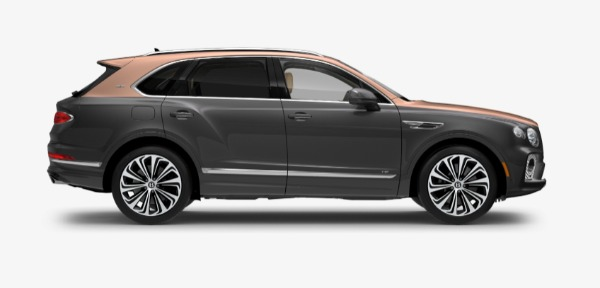 New 2021 Bentley Bentayga V8 First Edition for sale $257,035 at Alfa Romeo of Greenwich in Greenwich CT 06830 2