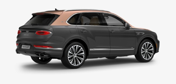 New 2021 Bentley Bentayga V8 First Edition for sale $257,035 at Alfa Romeo of Greenwich in Greenwich CT 06830 3