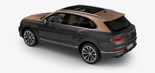 New 2021 Bentley Bentayga V8 First Edition for sale $257,035 at Alfa Romeo of Greenwich in Greenwich CT 06830 4