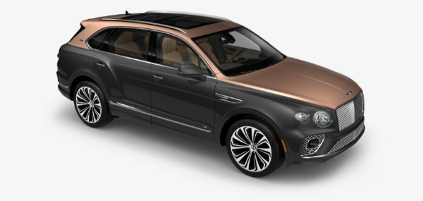 New 2021 Bentley Bentayga V8 First Edition for sale $257,035 at Alfa Romeo of Greenwich in Greenwich CT 06830 5