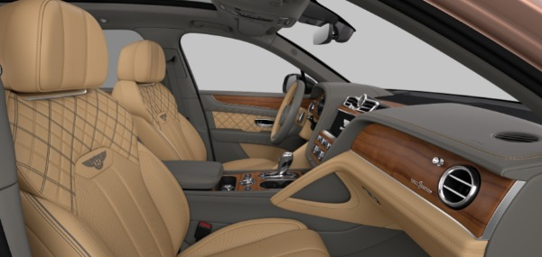New 2021 Bentley Bentayga V8 First Edition for sale $257,035 at Alfa Romeo of Greenwich in Greenwich CT 06830 7