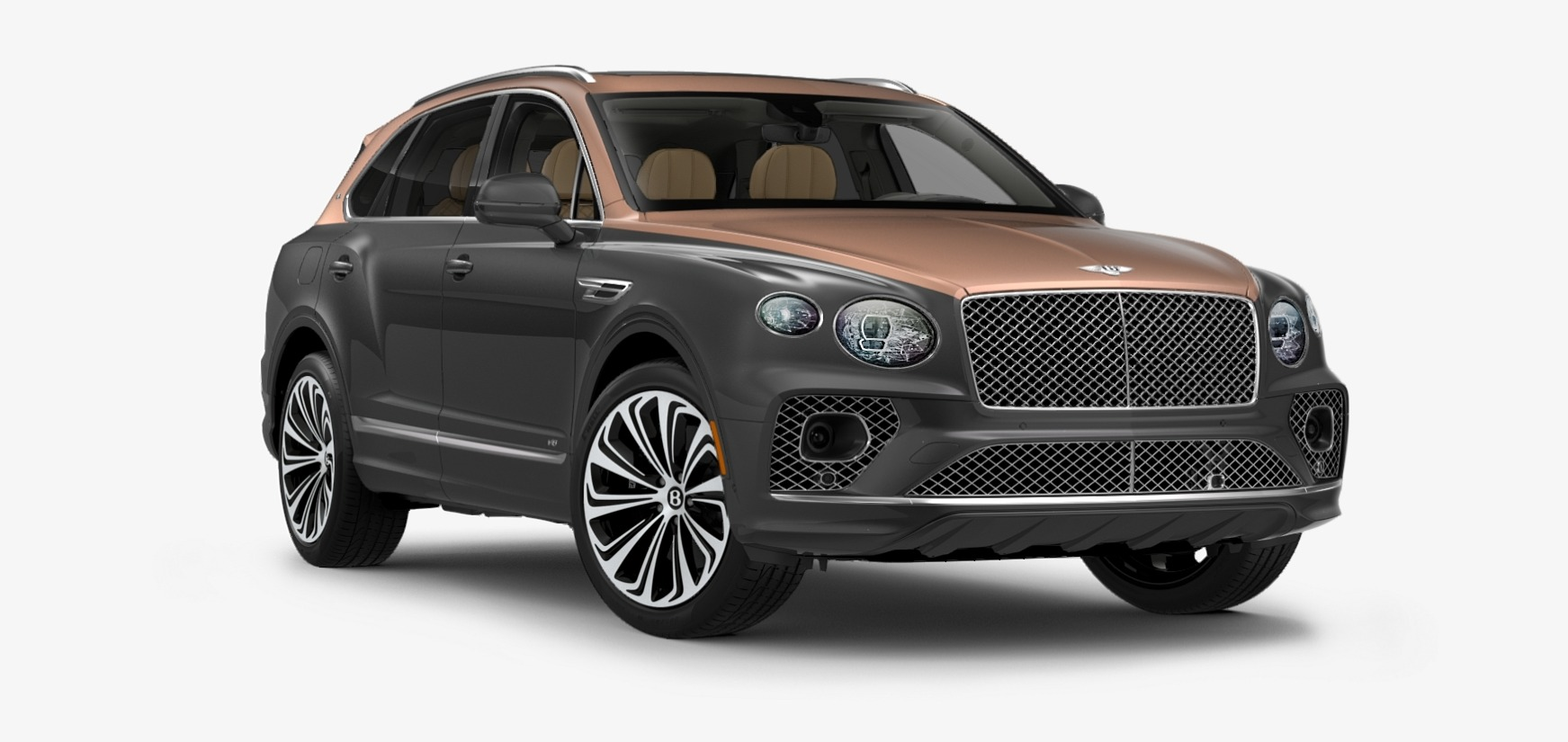 New 2021 Bentley Bentayga V8 First Edition for sale $257,035 at Alfa Romeo of Greenwich in Greenwich CT 06830 1