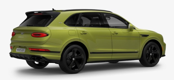 New 2021 Bentley Bentayga V8 First Edition for sale $261,710 at Alfa Romeo of Greenwich in Greenwich CT 06830 3