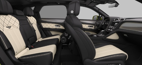 New 2021 Bentley Bentayga V8 First Edition for sale $261,710 at Alfa Romeo of Greenwich in Greenwich CT 06830 9