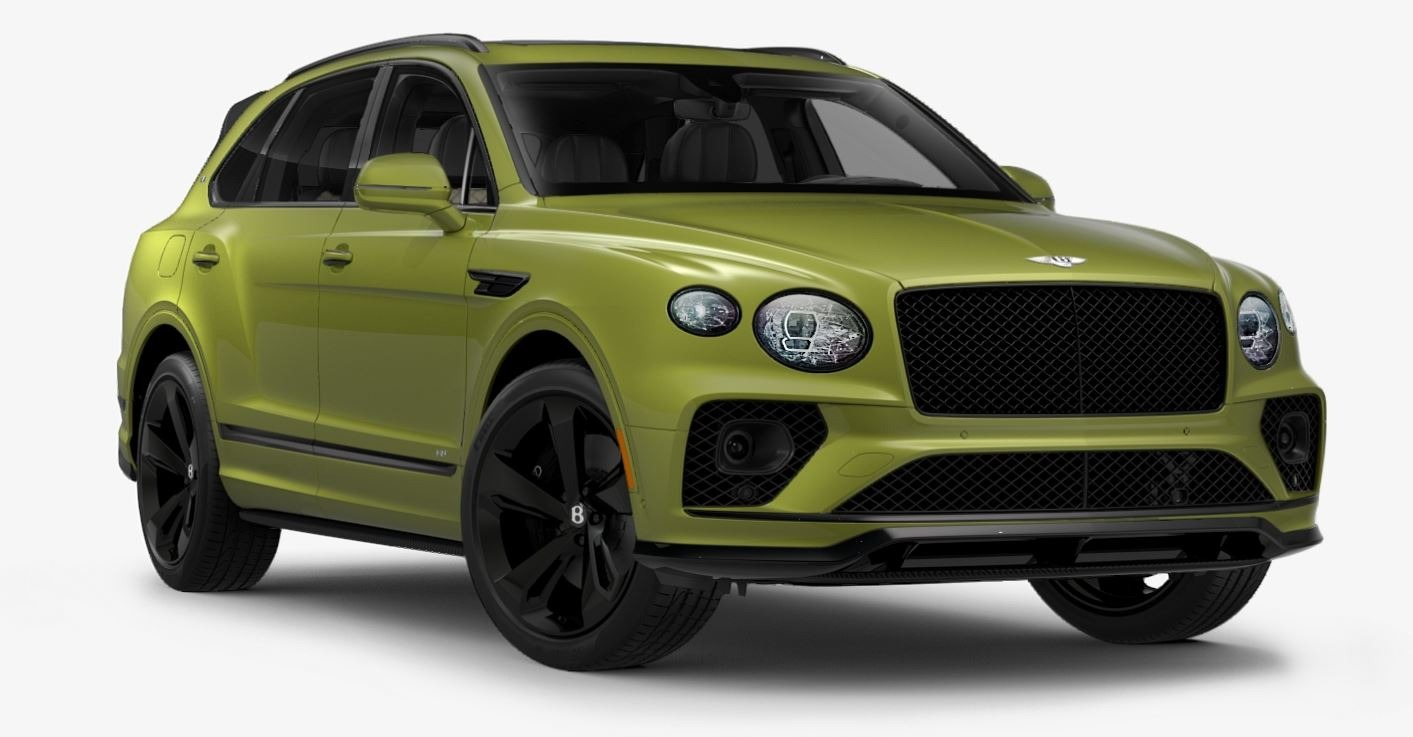 New 2021 Bentley Bentayga V8 First Edition for sale $261,710 at Alfa Romeo of Greenwich in Greenwich CT 06830 1