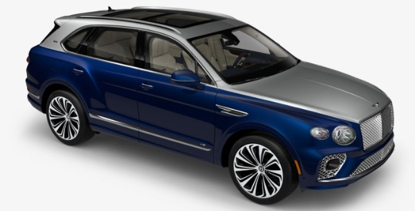 New 2021 Bentley Bentayga V8 First Edition for sale $263,250 at Alfa Romeo of Greenwich in Greenwich CT 06830 5