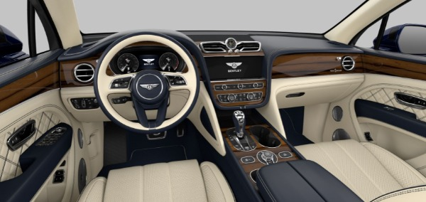 New 2021 Bentley Bentayga V8 First Edition for sale $263,250 at Alfa Romeo of Greenwich in Greenwich CT 06830 6