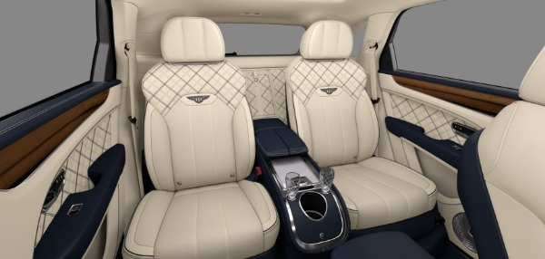 New 2021 Bentley Bentayga V8 First Edition for sale $263,250 at Alfa Romeo of Greenwich in Greenwich CT 06830 8