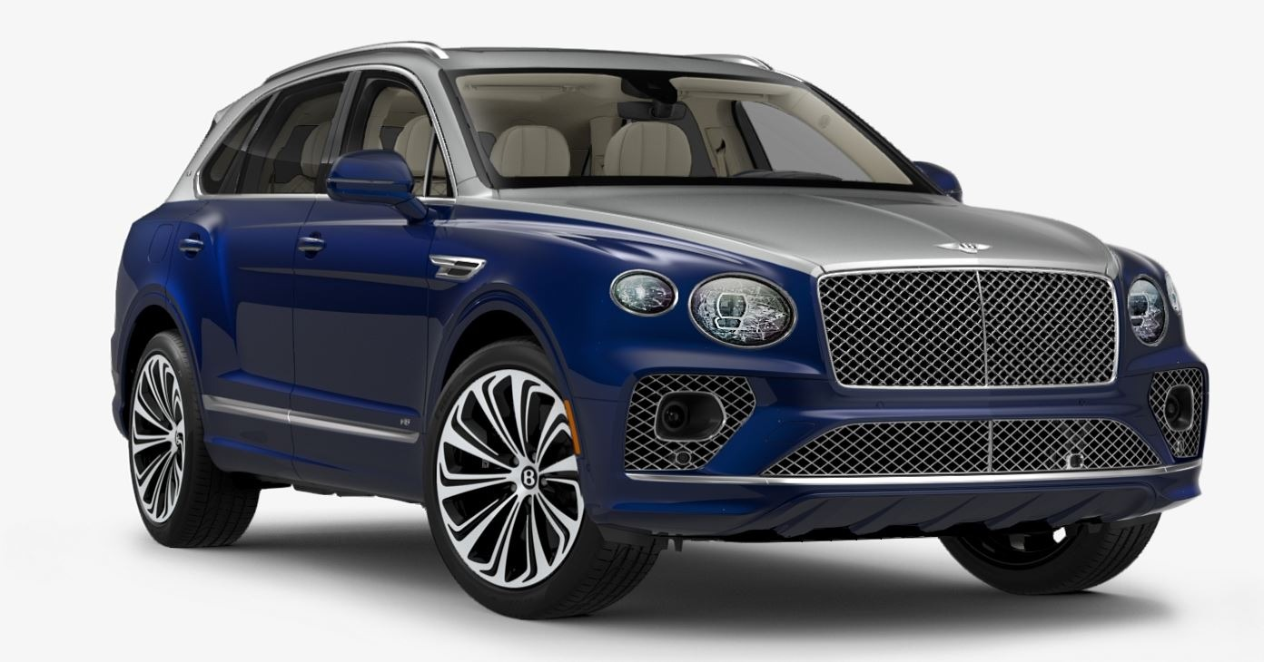 New 2021 Bentley Bentayga V8 First Edition for sale $263,250 at Alfa Romeo of Greenwich in Greenwich CT 06830 1