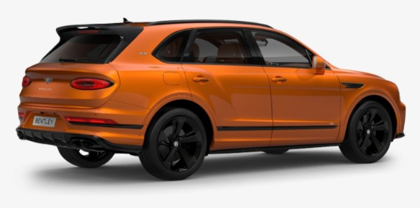 New 2021 Bentley Bentayga V8 First Edition for sale $260,360 at Alfa Romeo of Greenwich in Greenwich CT 06830 3