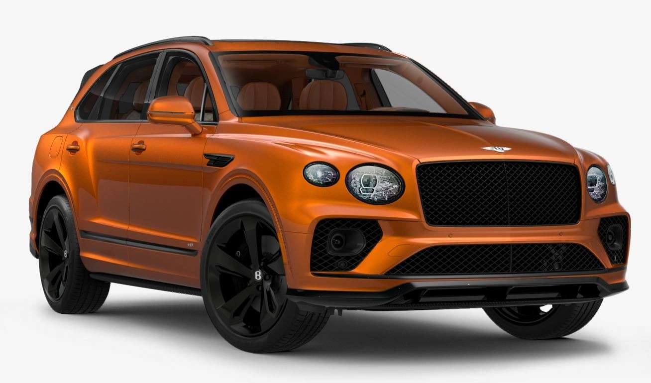 New 2021 Bentley Bentayga V8 First Edition for sale $260,360 at Alfa Romeo of Greenwich in Greenwich CT 06830 1