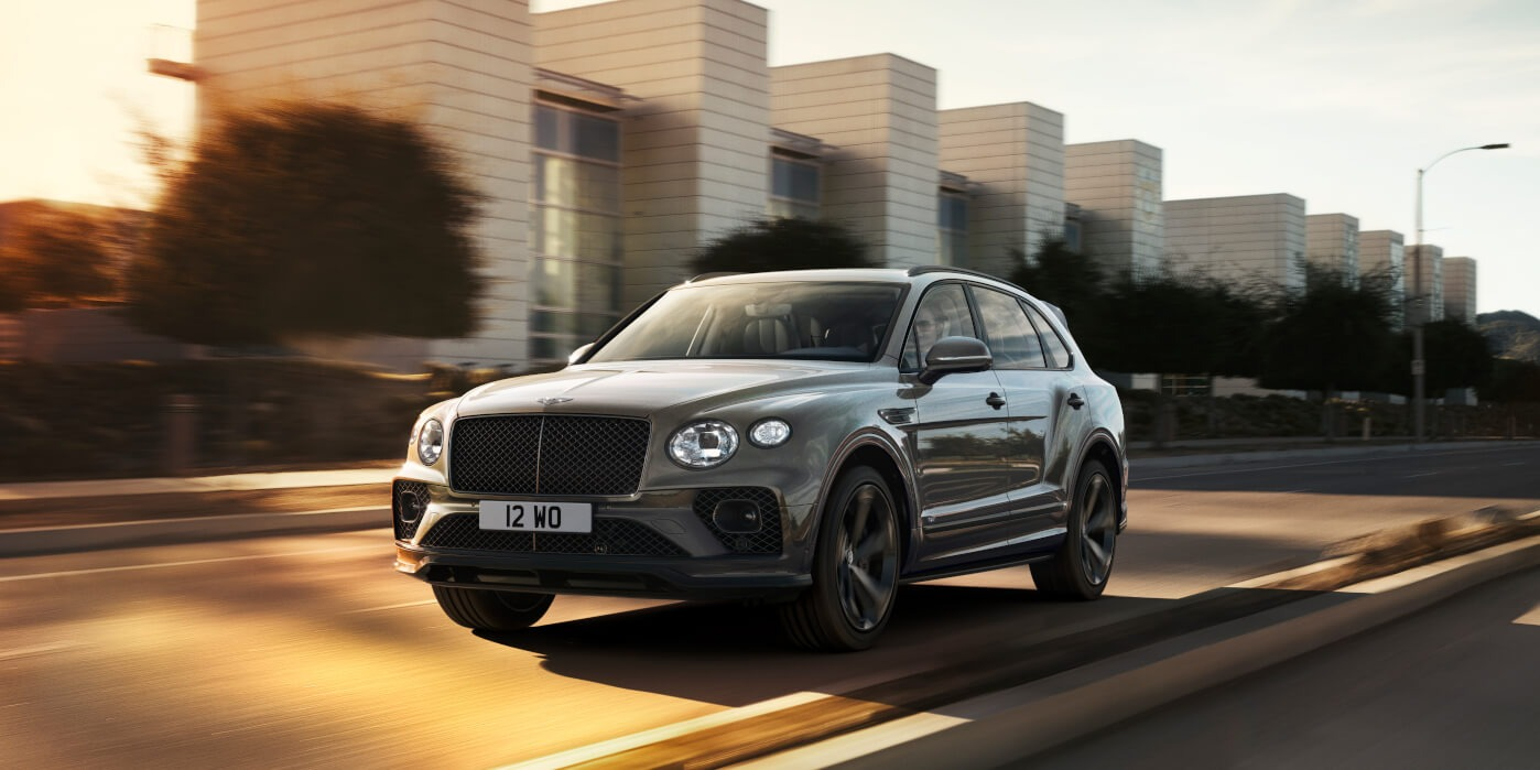 New 2021 Bentley Bentayga V8 for sale Call for price at Alfa Romeo of Greenwich in Greenwich CT 06830 1