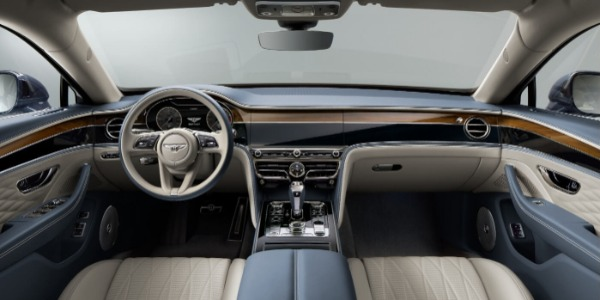 New 2021 Bentley Flying Spur W12 for sale Call for price at Alfa Romeo of Greenwich in Greenwich CT 06830 2