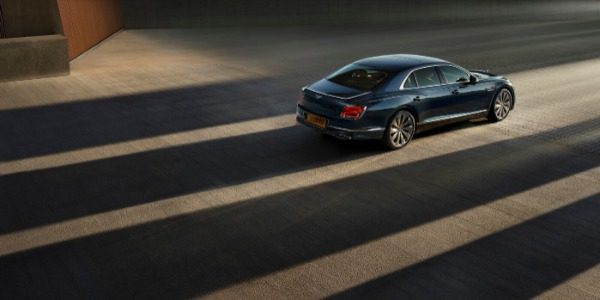 New 2021 Bentley Flying Spur W12 for sale Call for price at Alfa Romeo of Greenwich in Greenwich CT 06830 4