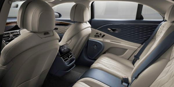 New 2021 Bentley Flying Spur W12 for sale Call for price at Alfa Romeo of Greenwich in Greenwich CT 06830 5