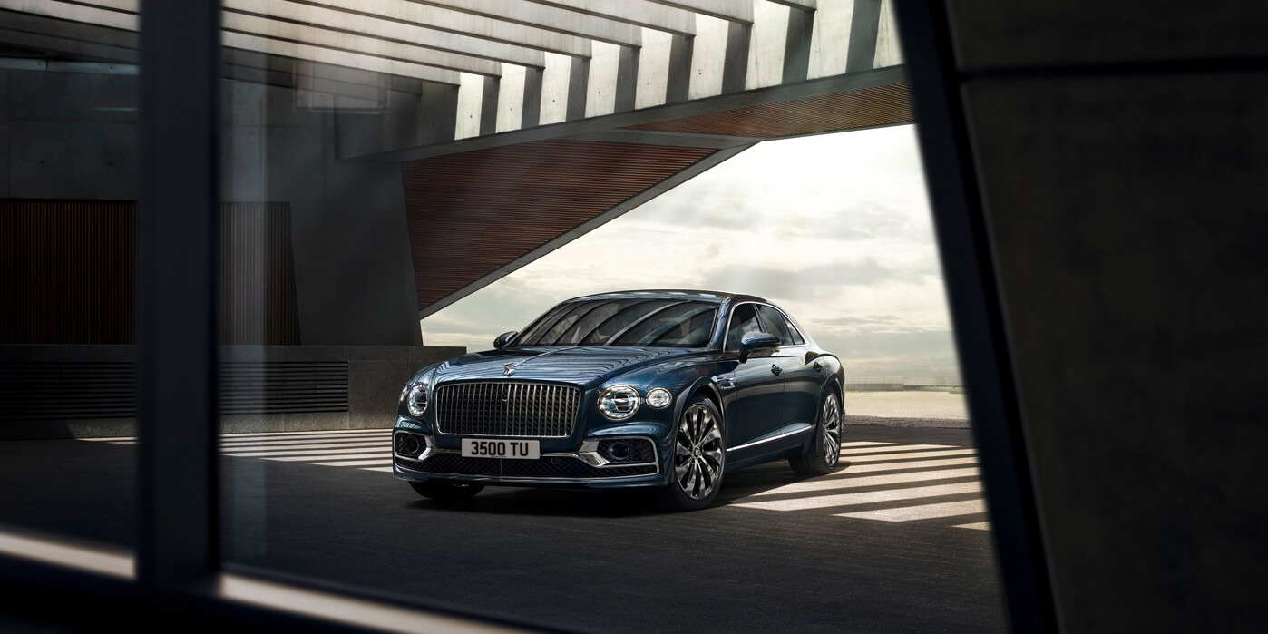 New 2021 Bentley Flying Spur W12 for sale Call for price at Alfa Romeo of Greenwich in Greenwich CT 06830 1