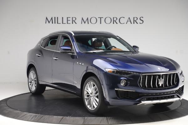 New 2020 Maserati Levante Q4 GranLusso for sale $88,635 at Alfa Romeo of Greenwich in Greenwich CT 06830 11