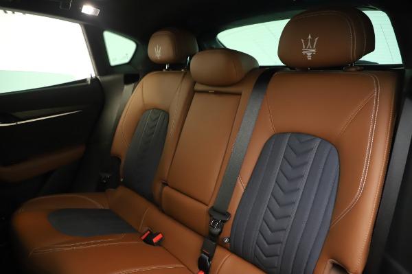 New 2020 Maserati Levante Q4 GranLusso for sale $88,635 at Alfa Romeo of Greenwich in Greenwich CT 06830 18