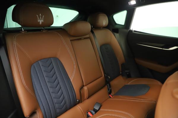New 2020 Maserati Levante Q4 GranLusso for sale $88,635 at Alfa Romeo of Greenwich in Greenwich CT 06830 26