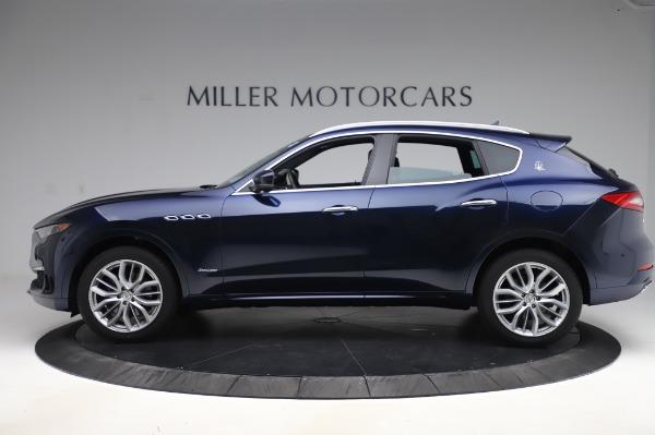 New 2020 Maserati Levante Q4 GranLusso for sale $88,635 at Alfa Romeo of Greenwich in Greenwich CT 06830 3